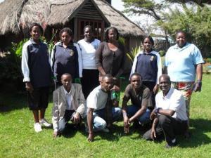 Sonia & the team