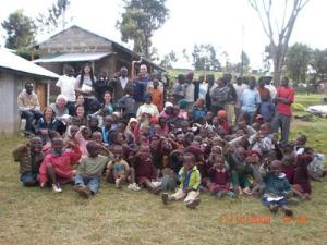 Group photo from 2009